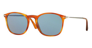 Persol PO3124S 96/56 CRY. ORANGE GRAD. SILVER MIR.LIGHT HAVANA