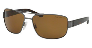 Polo PH3087 915783 POLAR BROWNBRUSHED DARK GUNMETAL