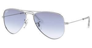 Ray-Ban Junior RJ9506S 212/19 CLEAR GRADIENT LIGHT BLUESILVER