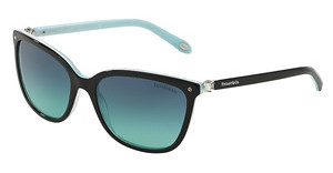 Tiffany TF4105HB 81939S BLUE GRADIENTBLACK/STRIPED BLUE