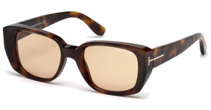 Tom Ford FT0492 52E braunhavanna dunkel