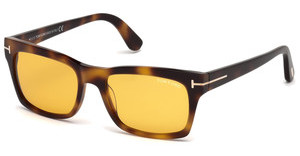 Tom Ford FT0494 52E braunhavanna dunkel