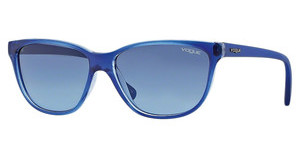 Vogue VO2729S 21888F BLUE GRADIENTTOP BLUE/TRANSP DEMI SHINY