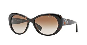 Vogue VO2868SB W65613 BROWN GRADIENTDARK HAVANA