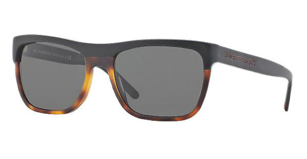 Burberry BE4171 346287 GREYTOP BLACK/LIGHT HAVANA