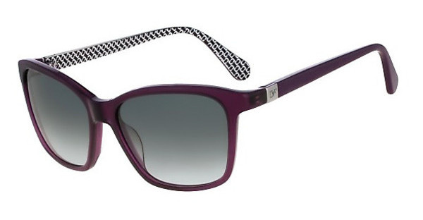 Diane von Fürstenberg DVF600S COURTNEY 513 PURPLE