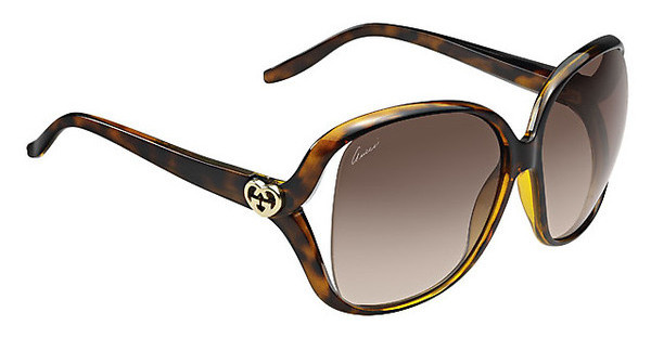 Gucci GG 3500/S 791/J6 BROWN SFHAVANA (BROWN SF)