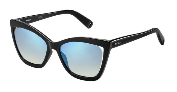 Max & Co. MAX&CO.285/S TWQ/DK FLASH BLUE SKYBLCK GREY