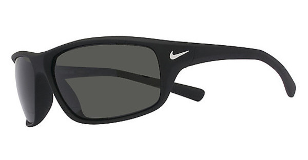 Nike ADRENALINE P EV0606 095 MATTE BLACK WITH GREY Polarized LENS
