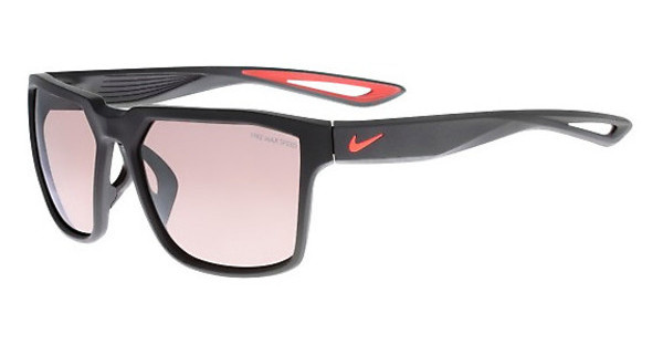 Nike NIKE BANDIT E EV0950 001 MATTE BLACK/BRIGHT CRIMSON WITH SPEED TINT LENS LENS