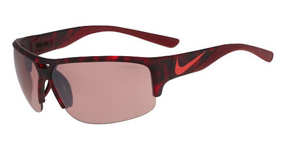 Nike   NIKE GOLF X2 E EV0871 606 MATTE GYM RED TORTOISE/TEAM RED WITH SPEED TINT  LENS