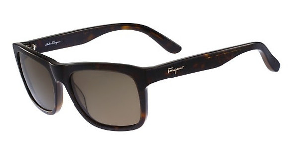 Salvatore Ferragamo SF686SP 214 HAVANA