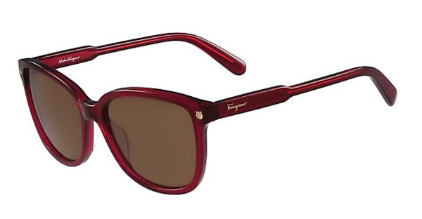 Salvatore Ferragamo SF815S 525 CYCLAMEN