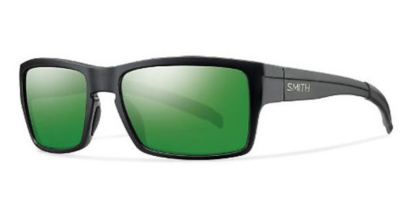 Smith OUTLIER/N DL5/4W GRN PZ SPMTT BLACK