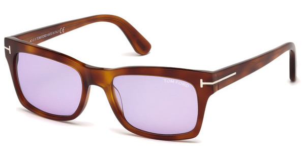 Tom Ford FT0494 53Y violetthavanna blond