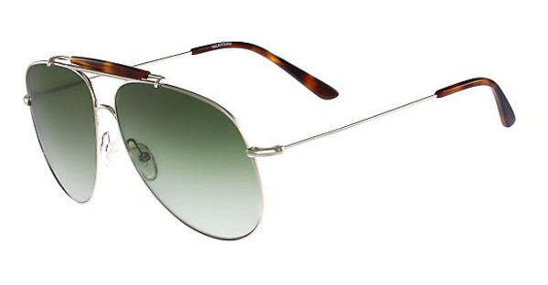 Valentino V119S 729 LIGHT GOLD-GREEN GRADIENT
