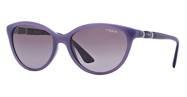 Vogue VO2894SB 21958H VIOLET GRADIENTTRANSPARENT OPAL VIOLET