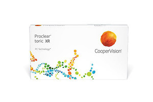 Cooper Vision Proclear toric XR PCCTX6