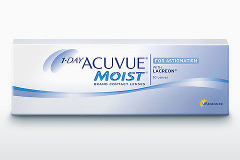 Soczewki kontaktowe Johnson & Johnson 1 DAY ACUVUE MOIST for ASTIGMATISM 1MA-30P-REV