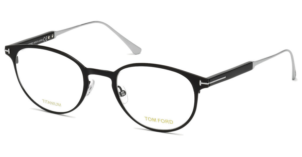 Tom Ford   FT5482 001 schwarz glanz