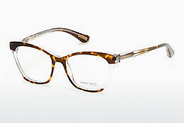 Okulary od projektantów. Guess by Marciano GM0287 056 - Havanna