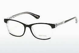 Okulary od projektantów. Guess by Marciano GM0288 003 - Czarne, Transparent