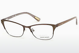 Okulary od projektantów. Guess by Marciano GM0289 047 - Brązowe, Bright