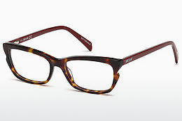 Okulary od projektantów. Just Cavalli JC0797 054 - Havanna, Red