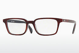 Okulary od projektantów. Paul Smith LOGUE (PM8257U 1605) - Czerwone