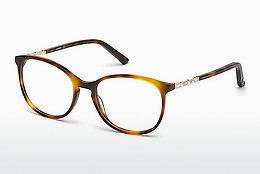 Okulary od projektantów. Swarovski SK5163 053 - Havanna, Yellow, Blond, Brown