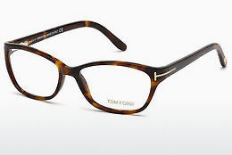 Okulary od projektantów. Tom Ford FT5142 052 - Brązowe, Dark, Havana