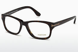 Okulary od projektantów. Tom Ford FT5147 052 - Brązowe, Dark, Havana