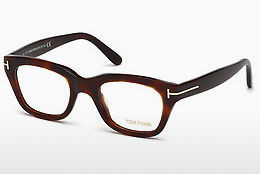 Okulary od projektantów. Tom Ford FT5178 052 - Brązowe, Dark, Havana