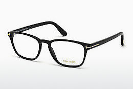 Okulary od projektantów. Tom Ford FT5355 052 - Brązowe, Dark, Havana