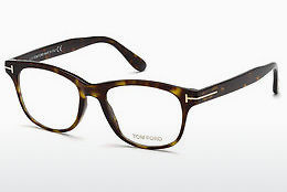 Okulary od projektantów. Tom Ford FT5399 052 - Brązowe, Dark, Havana