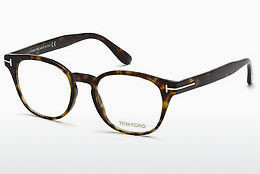 Okulary od projektantów. Tom Ford FT5400 052 - Brązowe, Dark, Havana