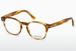 Okulary od projektantów. Tom Ford FT5400 053 - Havanna, Yellow, Blond, Brown