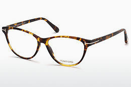 Okulary od projektantów. Tom Ford FT5402 053 - Havanna, Yellow, Blond, Brown
