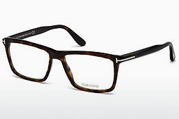 Okulary od projektantów. Tom Ford FT5407 052 - Brązowe, Dark, Havana