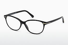 Okulary od projektantów. Tom Ford FT5421 052 - Brązowe, Dark, Havana