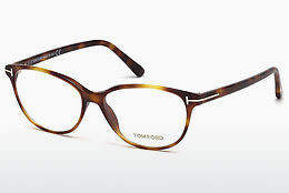 Okulary od projektantów. Tom Ford FT5421 053 - Havanna, Yellow, Blond, Brown