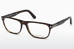 Okulary od projektantów. Tom Ford FT5430 052 - Brązowe, Dark, Havana