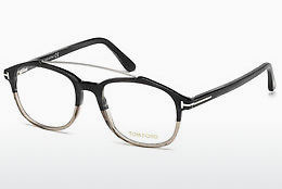 Okulary od projektantów. Tom Ford FT5454 064 - Róg, Horn, Brown