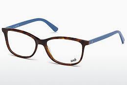 Okulary od projektantów. Web Eyewear WE5133-N 053 - Havanna, Yellow, Blond, Brown