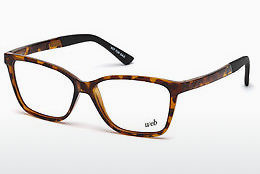 Okulary od projektantów. Web Eyewear WE5188 053 - Havanna, Yellow, Blond, Brown