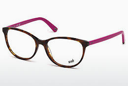 Okulary od projektantów. Web Eyewear WE5214 053 - Havanna, Yellow, Blond, Brown