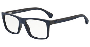 Emporio Armani EA3034 5230 BLUE/RUBBER BROWN