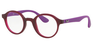 Ray-Ban Junior RY1561 3782 MATTE TRANSPARENT FUXIA