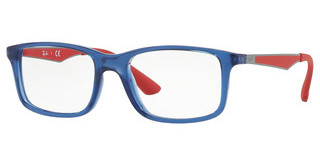Ray-Ban Junior RY1570 3721 TRANSPARENT BLUE