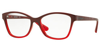 Vogue VO2998 2348 RED BRICK GRADIENT FIRE RED